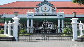 Keraton Yogyakarta (detik.com)