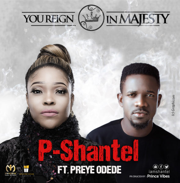 Shantel-You Reign In Majesty-Gospeltrender