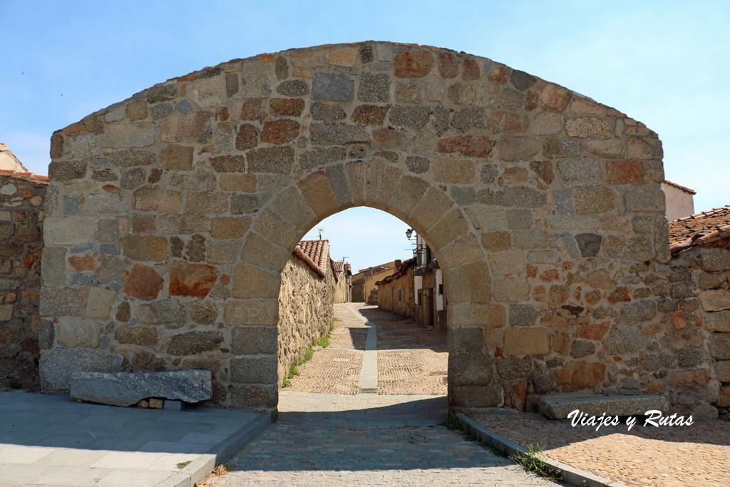 Puerta de Piedrahíta, Bonilla de la Sierra