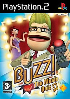 Buzz! The Music Quiz PS2