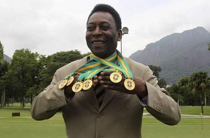 Pelé  | Edson Arantes do Nascimento Popularly known as Pelé