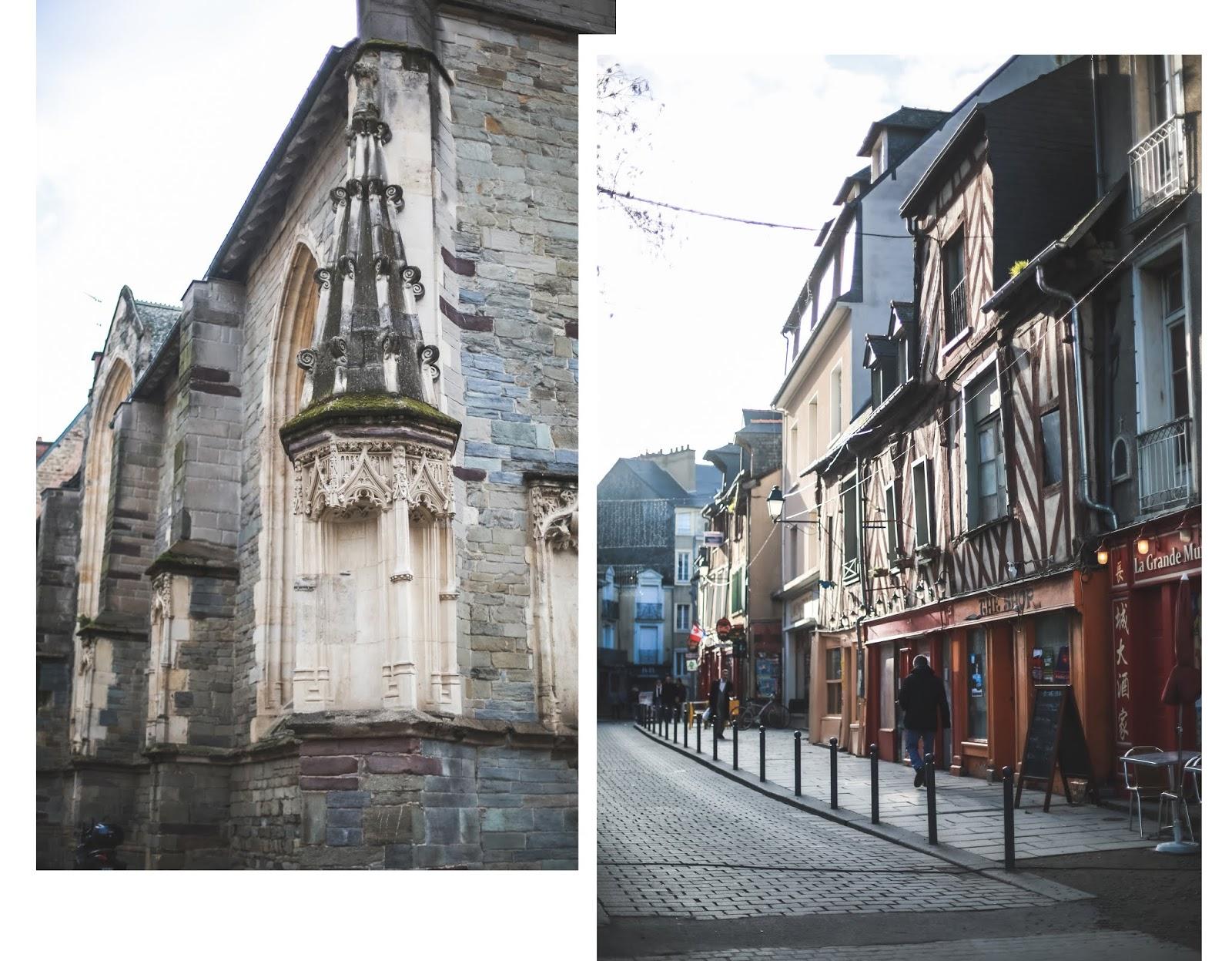 rennes city guide blog voyage