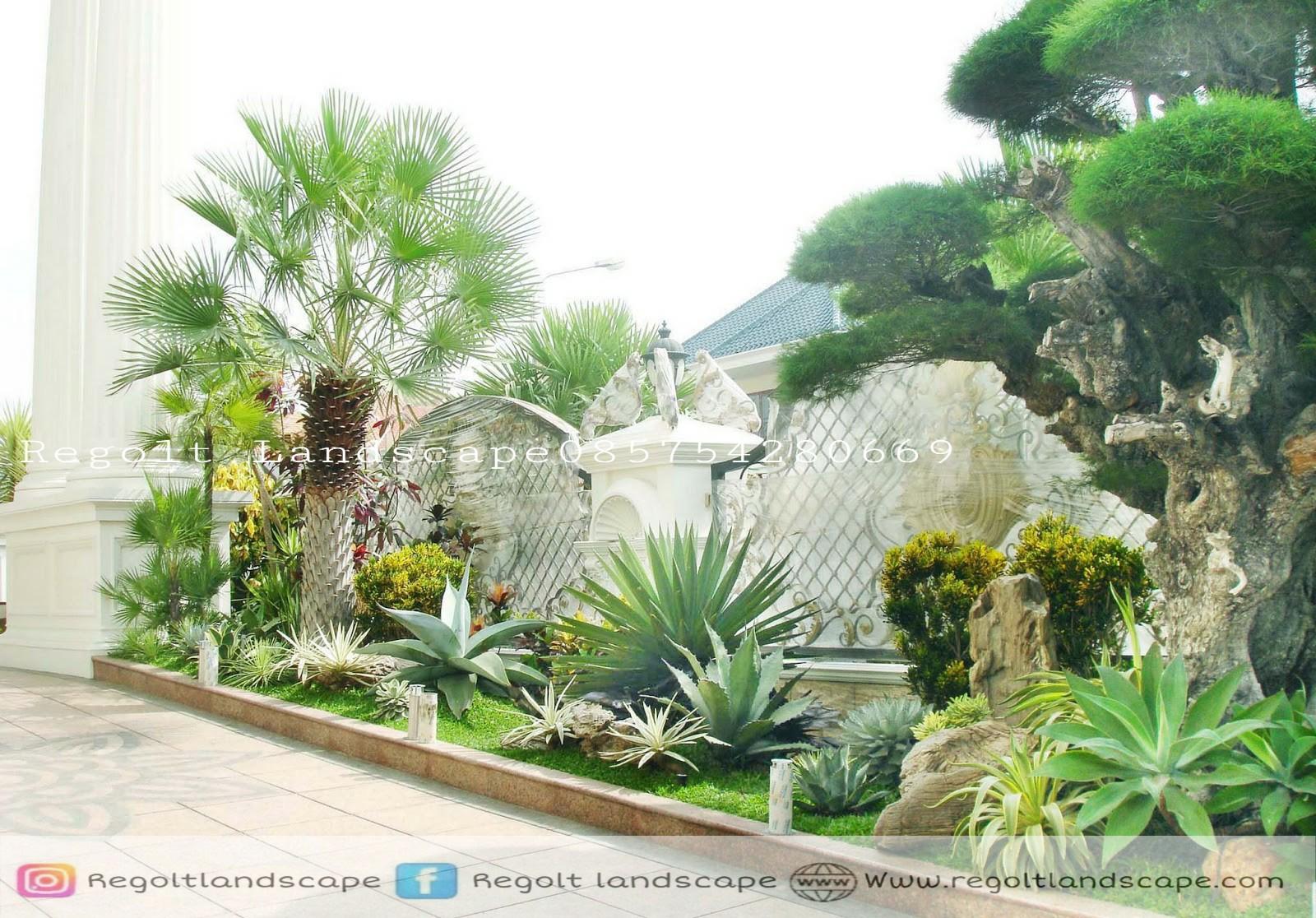 Jasa Taman Regolt Landscape
