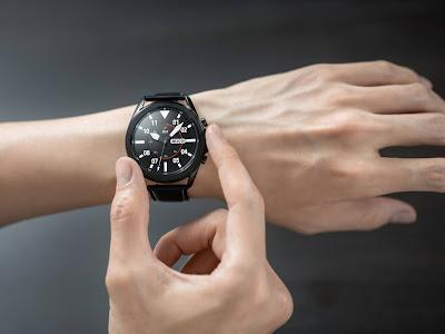 เป็นเจ้าของ Smartwatch ทั้งที ชีวิตต้องดีกว่าเดิม  ก้าวล้ำไปอีกขั้น แจ้งเตือนสุขภาพในทุกที่ด้วย Samsung Galaxy Watch 3