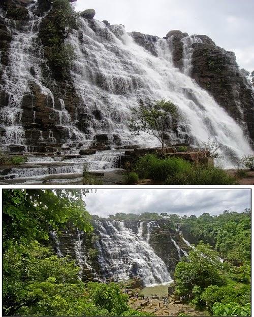 Teerarthgarh Waterfalls - The Milky Fall of India updates by www.EChhattisgarh.in