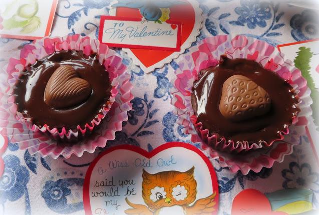 Chocolate Box Brownies