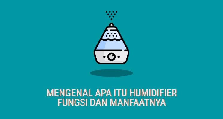 Apa Itu Humidifier