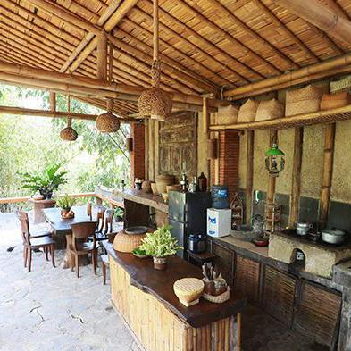 Desain Dapur Outdoor Yang Bikin Kita Pengen Cepet Cepet Renovasi