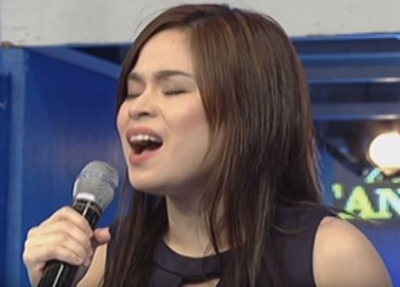 MUST WATCH! Tawag Ng Tanghalan Contestant Did This To Angel Locsin!
