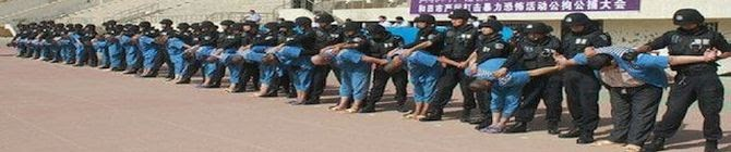 China Continues With Crackdown On Uyghurs