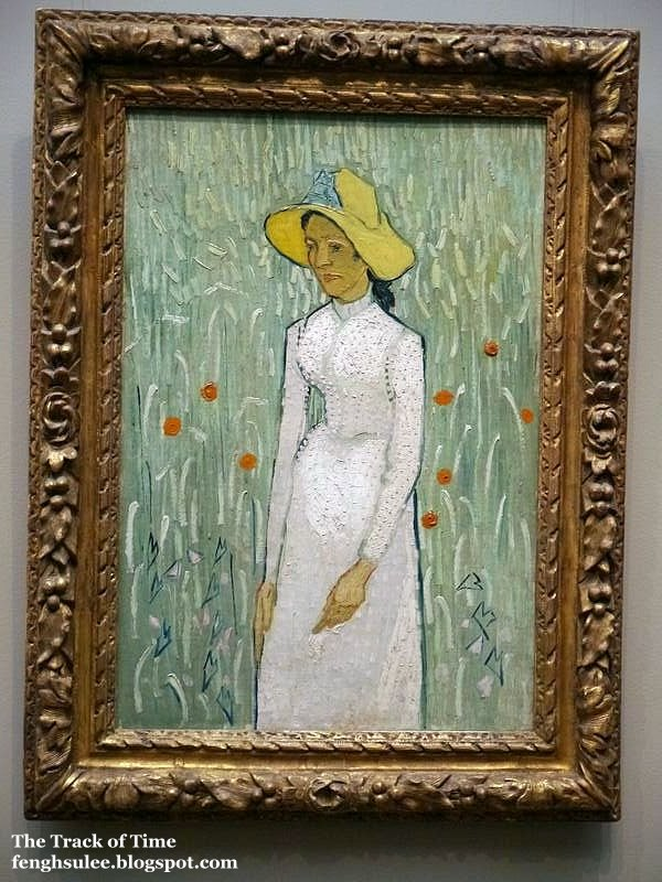 The Hartford At Work >> National Gallery of Art - Van Gogh | The Track of Time