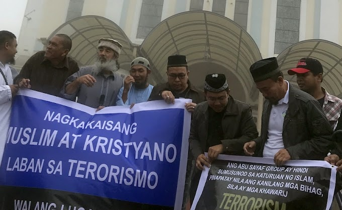 Muçulmanos se oferecem para guardar Igreja contra terrorismo nas Filipinas