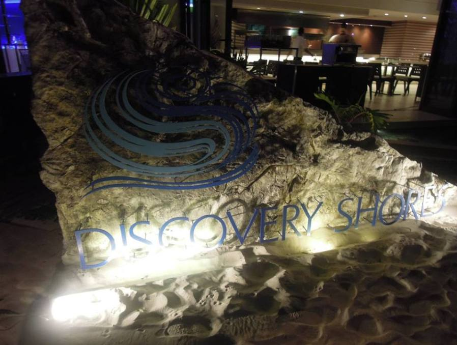 Discovery Shores Boracay: a Romantic Dinner by the Beach