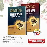 Buku Wasiat Ayah Untuk Ananda Adz Dzahabi