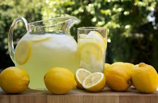 طريقة تحضير عصير البرتقال والليمون المنعش