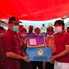 Pemkab Kerinci Serahkan Bantuan Korban Kebakaran di Cupak