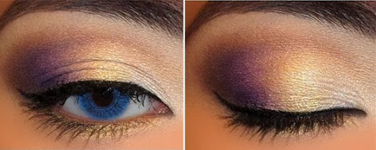 20 Eye Make Up Tutorials From Around The World
