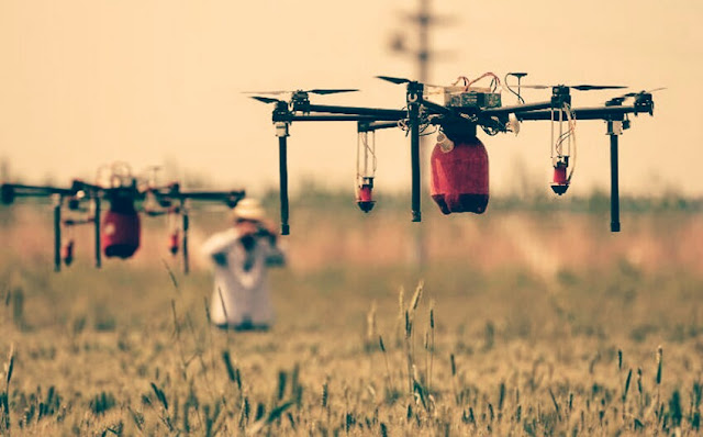 ventajas y desventajas de los drones en la agricultura