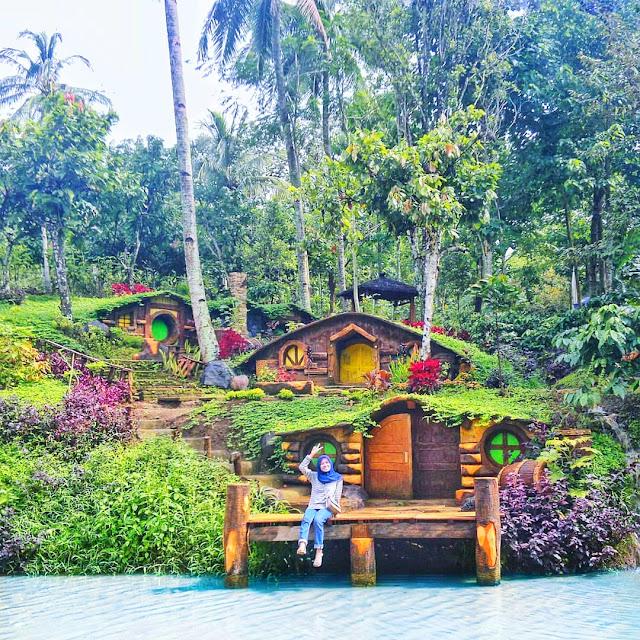 Tiket Masuk dan Lokasi Wisata Banyu Mili Wonosalam Jombang