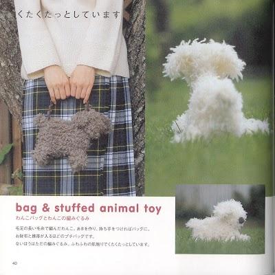 Bolso Perrito de Crochet Infantil