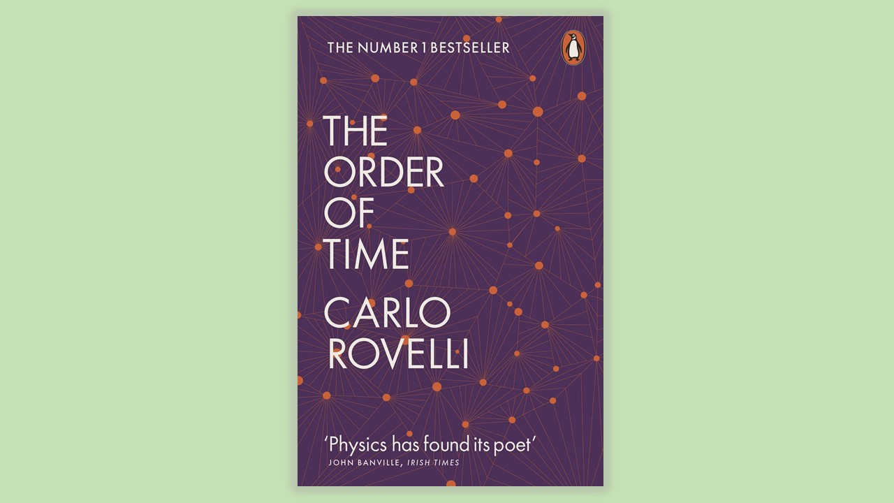 book review of carlo rovelli the order of time
