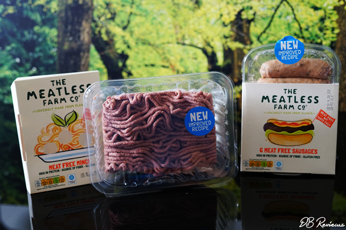 The Meatless Farm Co Sausages and Mince