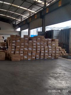 Panduan Import LCL Barang dai China Ke Jakarta,Surabay,Semarang Bali Untuk Pengusaha UKM Perorangan Dengan API-U Pribadi
