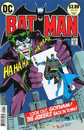 Batman y el Joker en una portada legendaria de Neal Adams