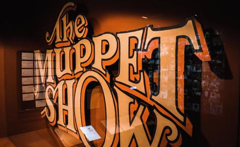 Jim Henson Exhibition Queens NYC