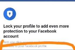 Cara Mengunci Profil FB Menggunakan Akun Bangladesh, Facebook Locked Profile