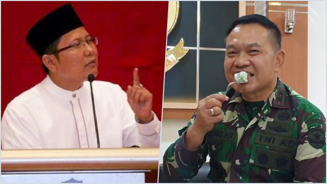 Ketua MUI Sentil Dudung: Bagi Kami Umat Islam, yang Benar Hanya Agama Islam