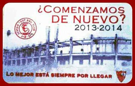 RESTITUCIÓN DEL CARNET INFANTIL  SEVILLA FC