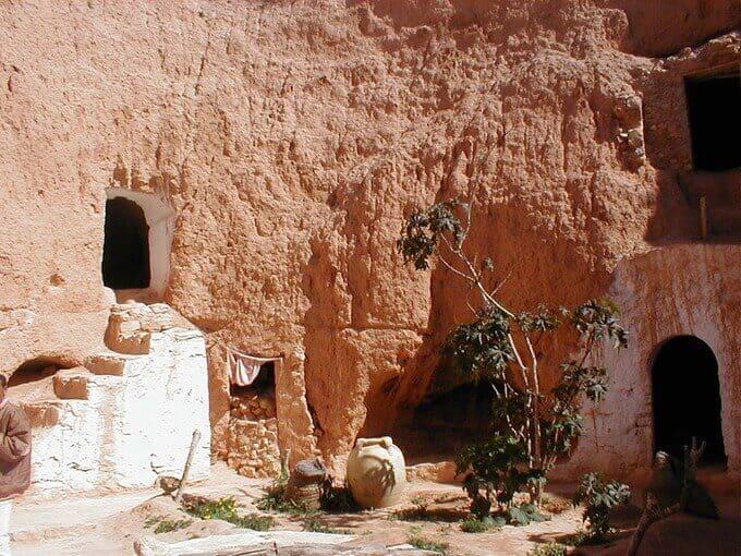 The Cave Town (Matmata)