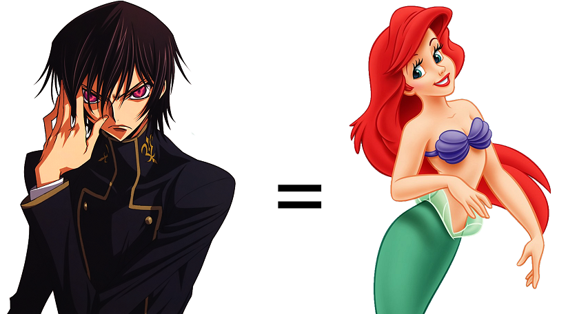 Lucy Cakedog: Code Geass: Lelouch of the Resurrection