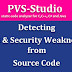 PVS-Studio - Detecting bugs and Security Weaknesses from Source Code