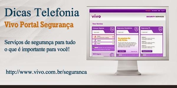 Vivo Portal de Segurança é o o portal criado pela Vivo para proteger seus dispositivos como o seu celular, tablet ou notebook contra vírus e ameaças digitais.