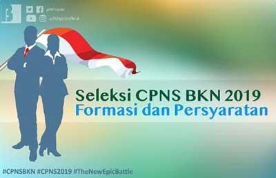 Syarat dan Cara Mendaftar CPNS 2019