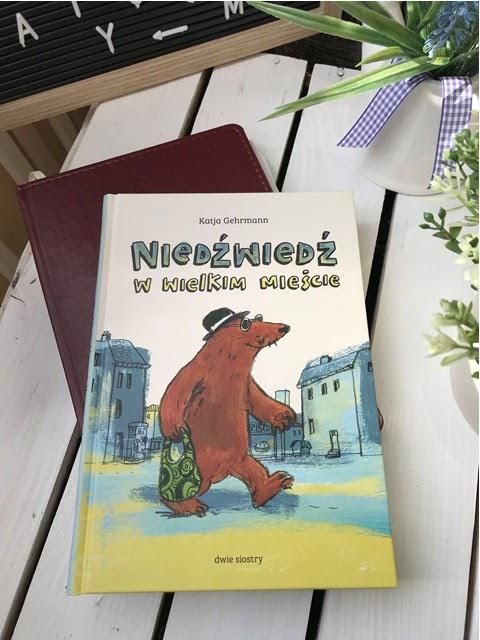 Katja Gehrmann, Niedźwiedź w wielkim mieście