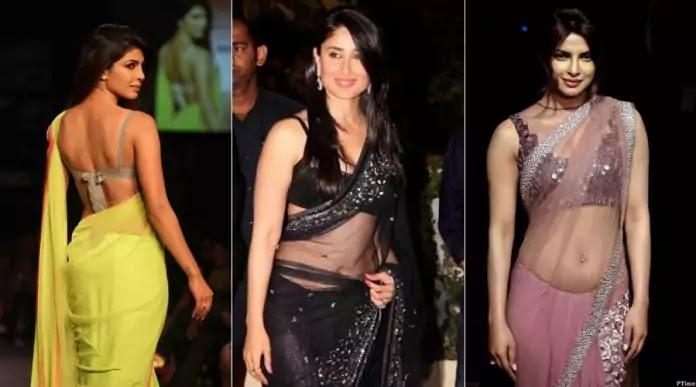 5 gorgeous Bollywood actresses in Bollywood Actress In Saree Saree