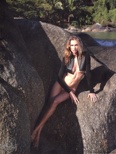 Fotos de Vivi Orth nua pelada na Playboy Brasil