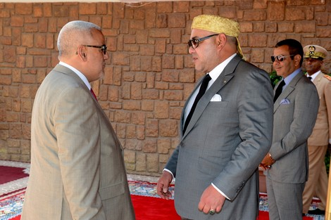 رصيف الصحافة: الملك محمد السادس يدفع معاش بنكيران بمال القصر