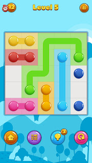 Relier Les Points: Jeux Simple UnisciPuntini:GiochiperlaMente