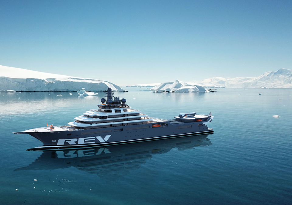 The World's Largest Superyacht