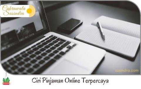 10 Ciri Pinjaman Online Terbaik dan Terpercaya