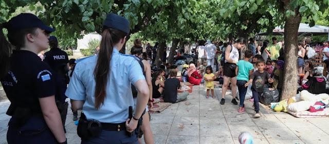 Οι παράνομοι μετανάστες «σέρνουν» την Αττική σε «lockdown»: Το 50% των κρουσμάτων και νοσηλευόμενων είναι αλλοδαποί