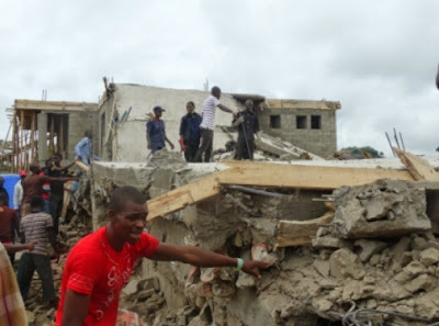 Image result for Student Dies As School Collapses In Ondo