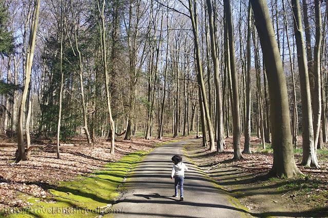 Flemish Brabant castles Domaine Huizingen