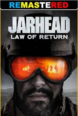 Jarhead Law Of Return 2019 DVD R1 NTSC Latino REMASTERED
