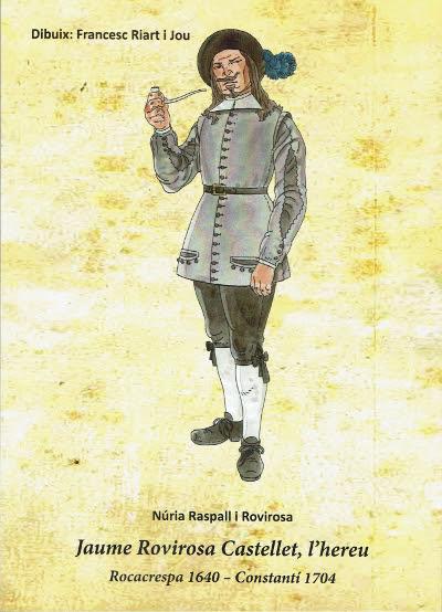 Esguard de Dona - Presentació del Llibre  Jaume Rovirosa Castellet, l'hereu - 14 de desembre 2017 a les 8 del vespre a la Biblioteca Terra Baixa