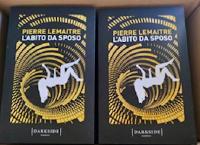 """Logo Vinci gratis copia del thriller """" L'abito da sposo"""" di Pierre Lamaitre"""